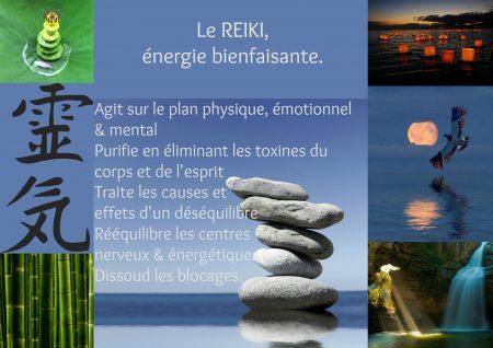 Thérapeute énergétique, magnétisme reiki, thérapie par les sons dans le 86 Vienne à Naintré