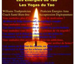 Énergies du Tao, Énergies Ama, Yogas du Tao dans le 974 la Réunion à Saint Denis