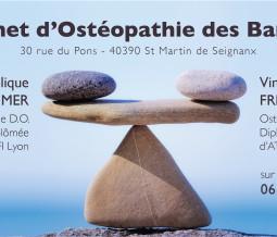 Ostéopathe dans le 40 Landes à saint-martin-de-seignanx