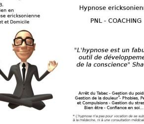 Coach et Praticien en hypnose ericksonienne et PNL dans le 92 Hauts-de-Seine à Bourg-la-Reine (92340)