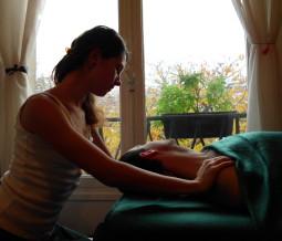 Massage pour santé, energticienne, thérapeute cranio-sacré dans le 75 Paris