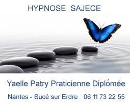 Hypnothérapeute, Professeur de Yoga dans le 44 Loire-Atlantique à Sucé-sur-Erdre