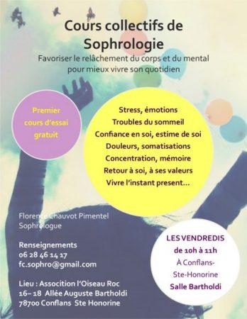 flyers sophrologie