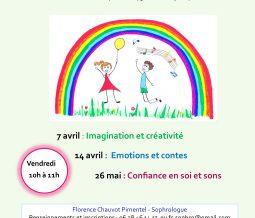 Stages de sophrologie pour enfants dans le 78 à Conflans-Sainte-Honorine
