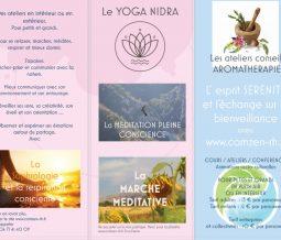 Sophrologie - Meditation - Analyse transactionnelle dans le 83 Var à Châteaudouble
