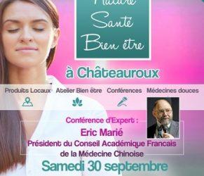 Salon Nature, Santé et Bien-Etre à Châteauroux