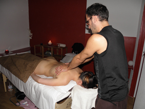 Relation d'aide psycho-corporelle, Massage de Bien-être, Voie du Tantra dans le 69 Rhône à Bron