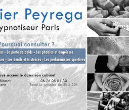 Hypnothérapeute dans le 75 Paris 15ème