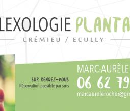 Réflexologie plantaire dans le 69 Rhône à Ecully