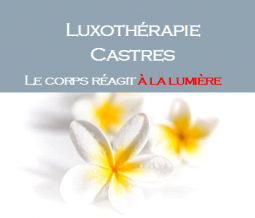 Acupuncture, luxopuncture, luxothérapie dans le 81 Tarn à Castres