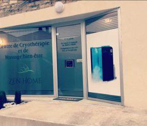 Cryothérapie et Massage Californien dans le 25 Doubs à Besançon