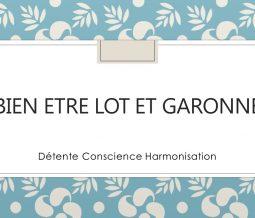 Réflexologie soins énergétiques massage assis amma dans le 47 Lot-et-Garonne à Monflanquin