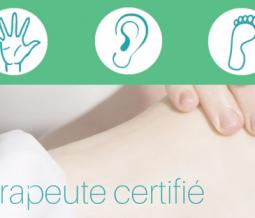 Réflexologie plantaire, palmaire, faciale, auriculaire, dorso cranienne et Réflexothérapie combinée dans le 34 Hérault à Gignac
