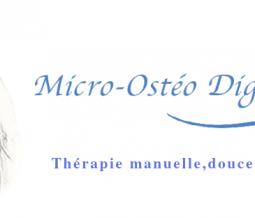 Micro ostéo digitale ® dans le 44 Loire-Atlantique à Guérande