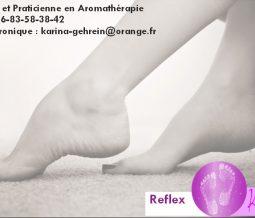Réflexologue, praticienne en Aromathérapie dans le 73 Savoie à Apremont