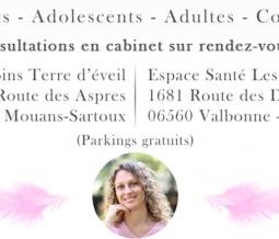 Sexothérapeute, thérapeute de couple, Psy/Art-thérapeute dans le 06 Alpes-Maritimes à Mouans-Sartoux et Valbonne