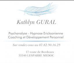 Hypnose, psychanalyse, coaching dans le 33 Gironde à Lesparre-Médoc