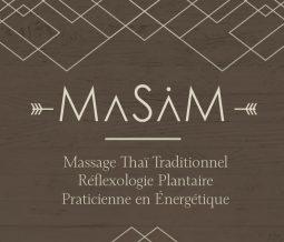 Massage thaï, réflexologie plantaire, massage énergétique dans le 84 Vaucluse à Avignon
