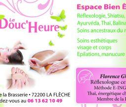 Réflexologie, Naturopathie, massages dans le 72 Sarthe à La Flèche